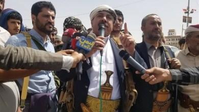Photo of المحافظ القوسي يدعو للتعاون مع الفرق الطبية المختصة بمواجهة كورونا في ذمار