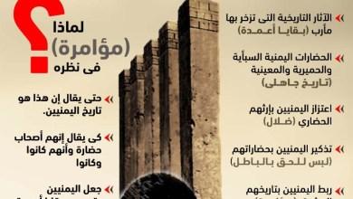 Photo of شاهد الفيديو : هكذا ينظر حسين الحوثي لحضارات اليمن القديمة وإرث مأرب التاريخي