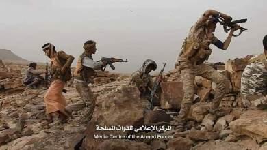 Photo of قتلى وجرحى حوثيين في هجوم خاطف للجيش بالجوف