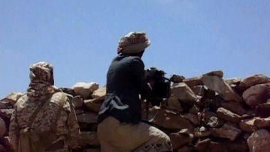 Photo of مصرع أكثر من 40 حوثياً وإصابة آخرين بنيران أبطال الجيش في جبهة قانية