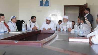 Photo of وزير الاوقاف يؤكد أهمية توحيد الخطاب الديني وتعزيز أواصر اللحمة الوطنية