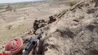 Photo of عاجل : شاهد لحظة أقتحام أبطال الجيش لمواقع المليشيات في جبهة المخدرة بمأرب