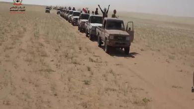 Photo of بالفيديو : شاهد معركة تحرير معسكر الخنجر بالجوف وفرار جماعي لعناصر المليشيات