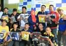 Serunya Gathering Bikers Yamaha di Ukki Motor Bertemu Dengan Galang Hendra