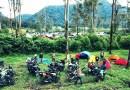 VOID Bekasi Jalin Keakraban Dengan Gabungkan Touring dan Camp di Ciwidey