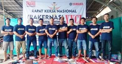 YVCI Usai Gelar Rakernas Pertama di Lampung Bahas Program Kerja Nasional