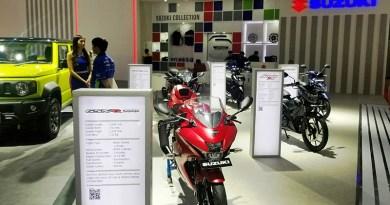 Bawa Produk Unggulannya, Suzuki Tawarkan Program Menarik di IIMS 2019