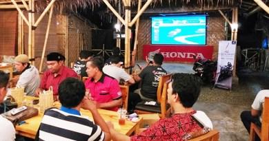 Capella Honda Ajak Bikers Aceh Nobar MotoGP Prancis dan Bukber