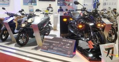 Suzuki KATANA Lengkapi Program Menarik Suzuki Selama GIIAS 2019