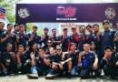 SSFC Indonesia Lakukan Aksi Sapu Bersih Ditengah Acara Jejak Roda 2019