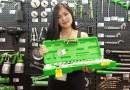 Tekiro Tools Hadirkan Perkakas Otomotif di Pameran Indonesia Manufacturing