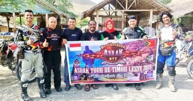 ASBAK NTT Tour de Timor Leste 2019 Eksplor Objek Wisata Alam Timor Leste