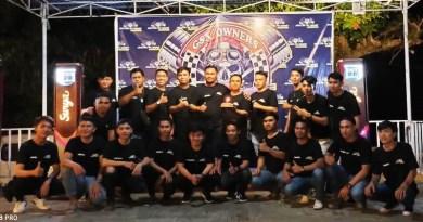 GSX Owners Manado Capai Usia 1 Tahun Berkat Eratnya Tali Persaudaraan