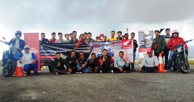 Puluhan Bikers Aceh Ikuti Pelatihan Dasar Safety Riding yang Digelar Capella Honda