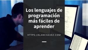 Los lenguajes de programación más fáciles de aprender