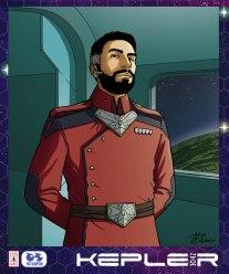 Kepler - Ammiraglio