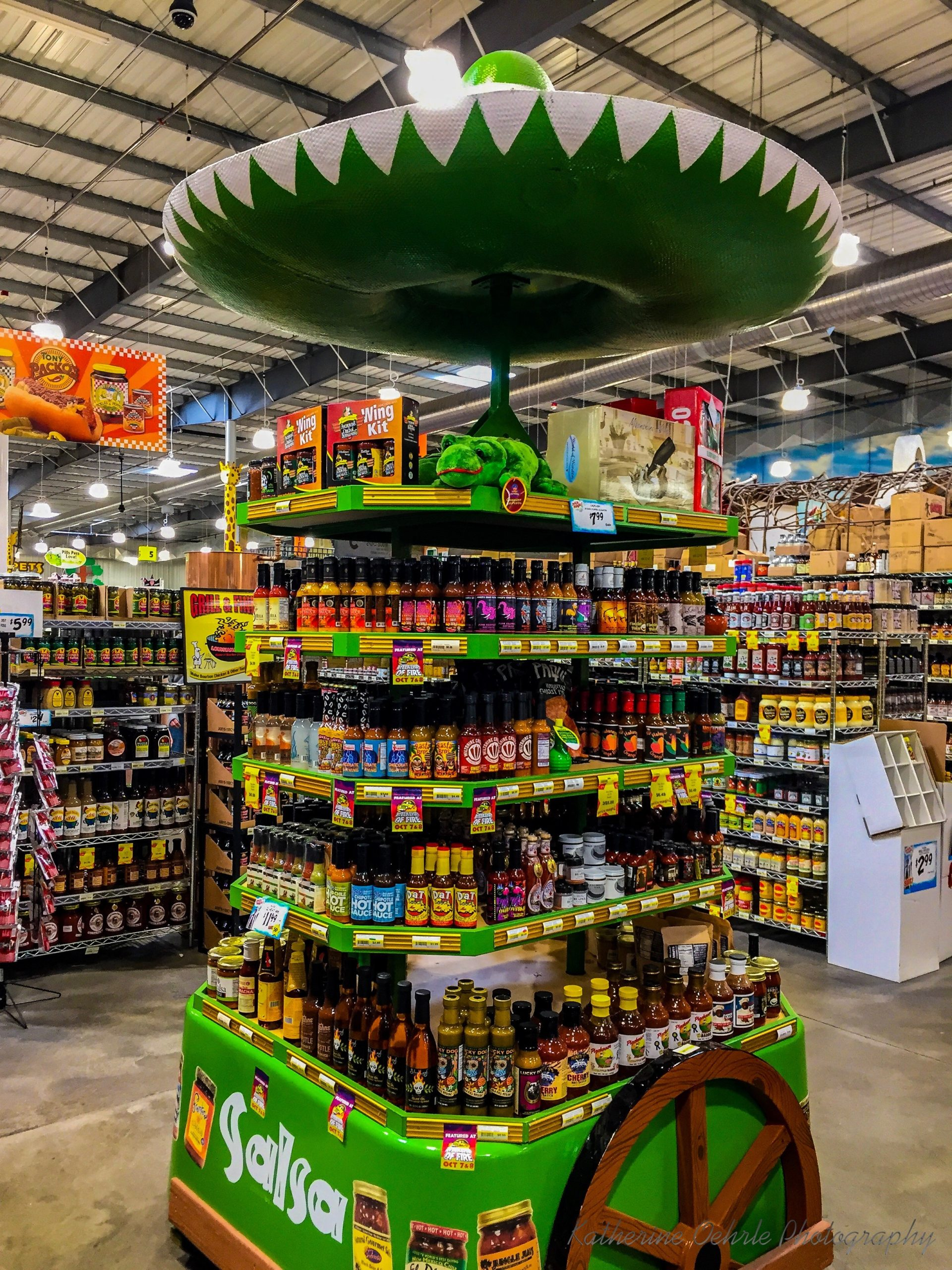 Jungle Jim's International Market: A Guide To Foodie Land in