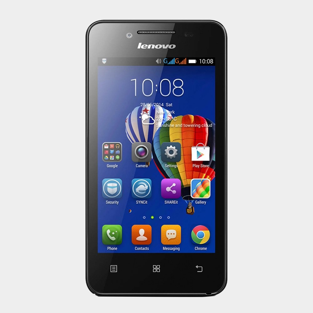 Does not turn on the smartphone Lenovo A319