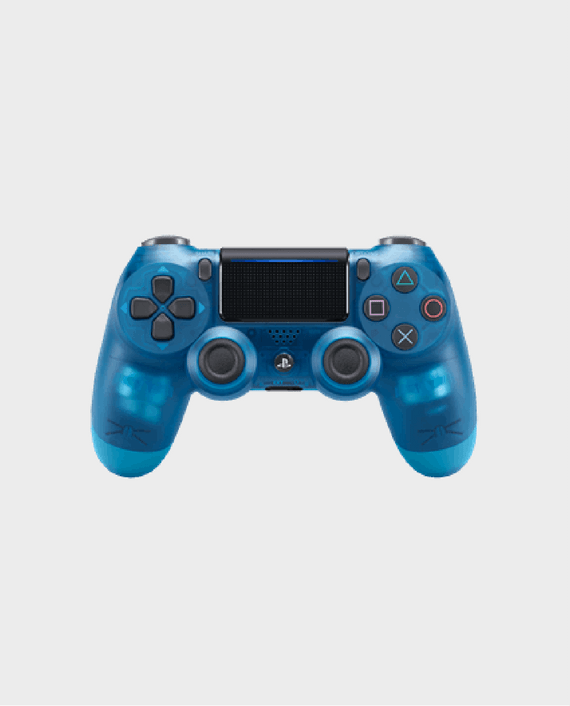 Sony PlayStation DualShock 4 PS4 Wireless Controller (2nd Generation) - Blue Crystal Edition