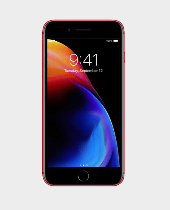 Apple iPhone 8 Plus 64GB (PRODUCT) RED Special Edition in Qatar