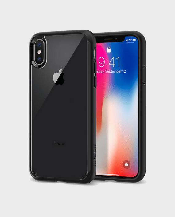 Spigen iPhone X Case Ultra Hybrid in Qatar