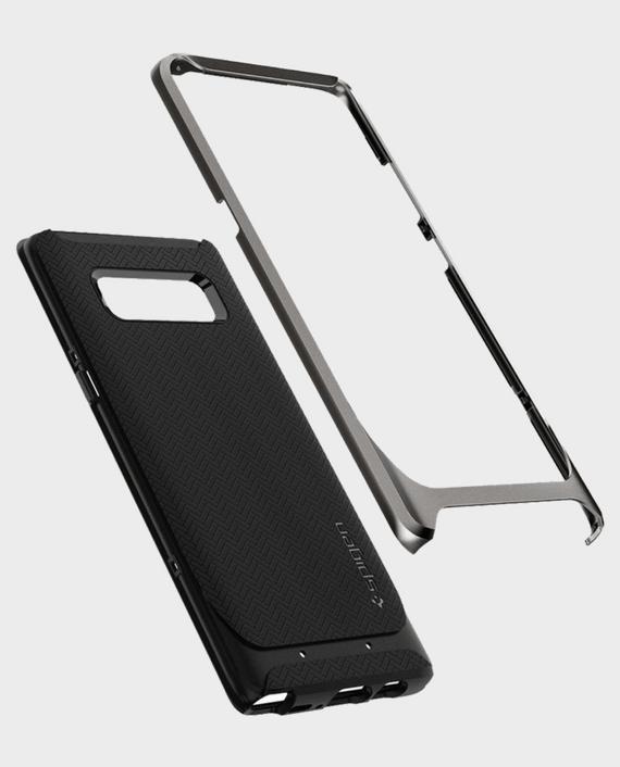 Spigen Samsung Galaxy Note 8 Case Neo Hybrid Gunmetal in Qatar