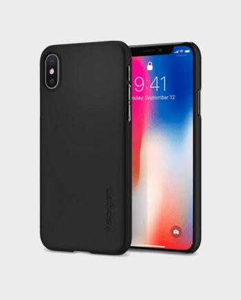 Spigen iPhone X Case Thin Fit in Qatar