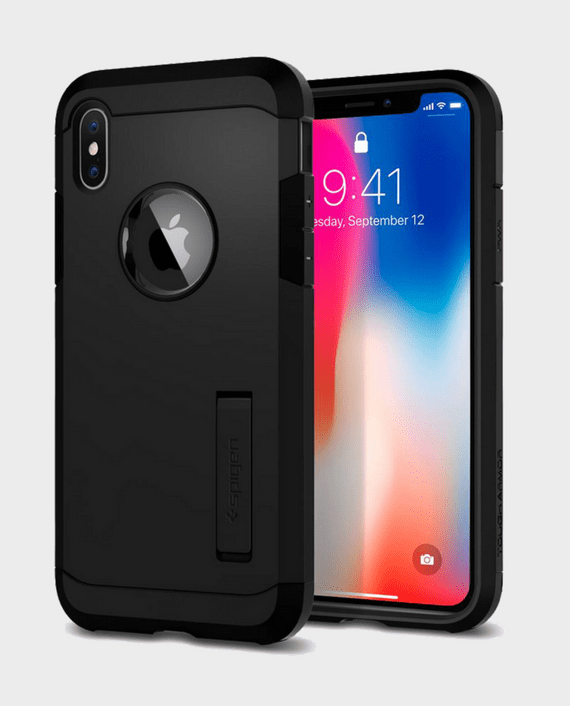 Spigen iPhone X Case Tough Armor in Qatar and Doha
