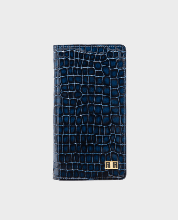 Gold Black Smart Wallet Billion Milano Blue in Qatar