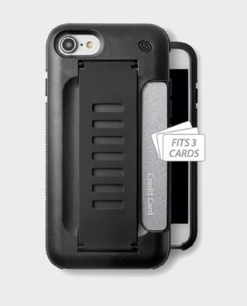 Grip2U iPhone 8 BOSS Charcoal in Qatar