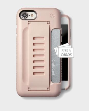 Grip2U iPhone 7 BOSS Rosewood Price in Qatar