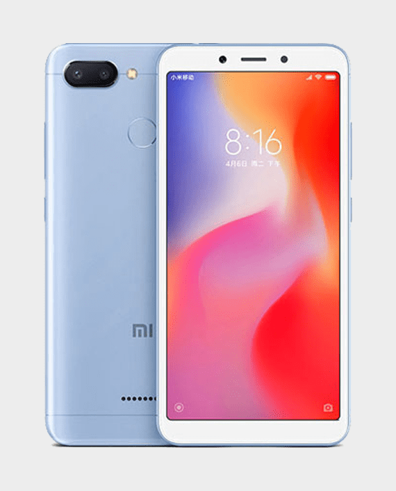 Xiaomi Redmi 6 Price in Qatar and Doha