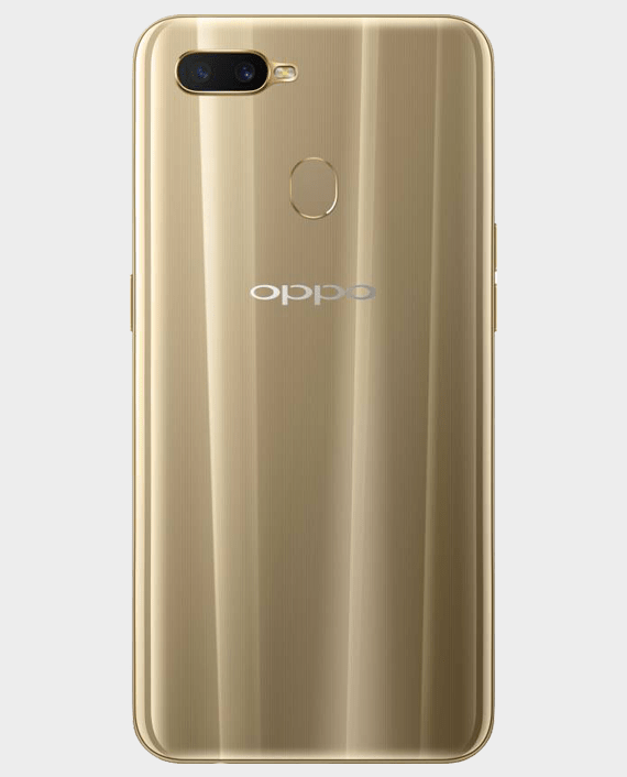 oppo a71 golden color back side