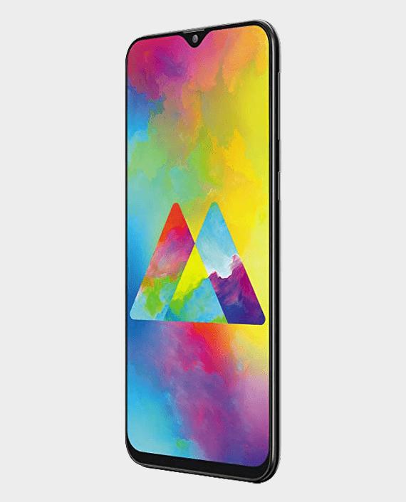 Samsung M20 Side View
