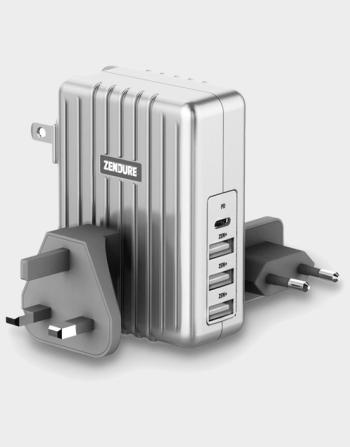 Zendure 45W 4-Port USB-C PD Wall Charger in Qatar