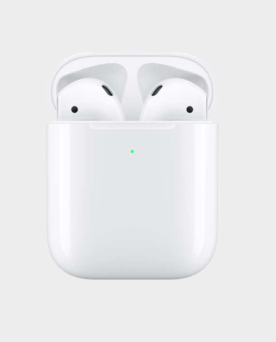 Apple Airpods 2 with Wireless Charging Case in Qatar