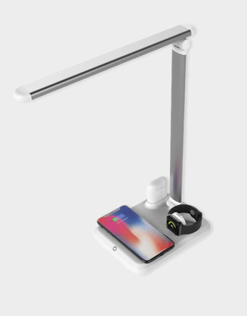 4 In 1 Wireless Charger Table Lamp For Apple Mate X1 in Qatar