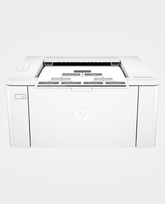 HP LaserJet Pro M102a Printer in Qatar