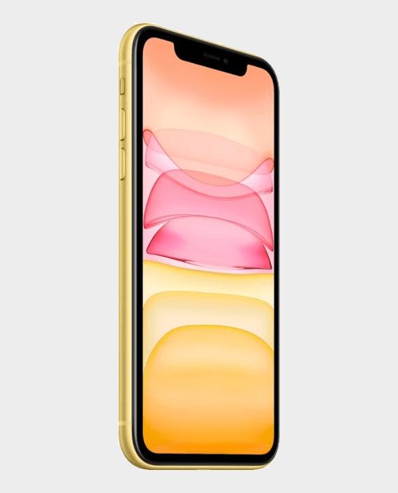 Apple iPhone 11 128GB Yellow in Qatar Doha
