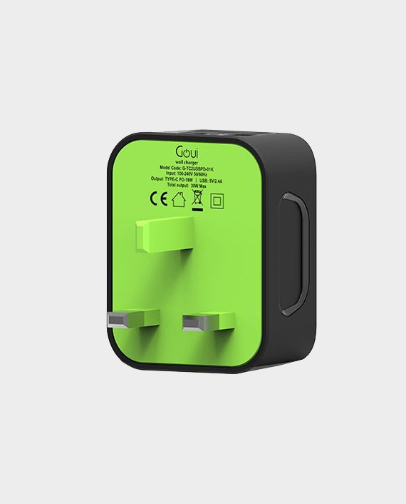 Goui SPOT PD Wall Charger Alone UK in Qatar