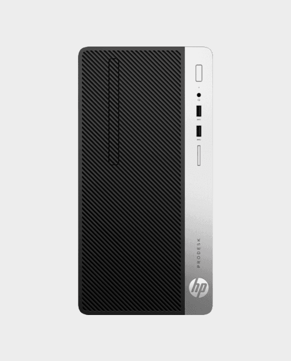 HP ProDesk 400 G6 Microtower 8th Generation Intel Core i7 processor - 4 GB DDR4-2666 SDRAM - 1 TB 7200 rpm SATA - Intel UHD Graphics 630 - Windows 10 pro 64 bit in Qatar