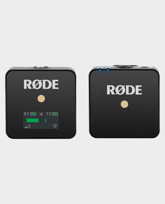 Rode Wireless GO Microphone in Qatar