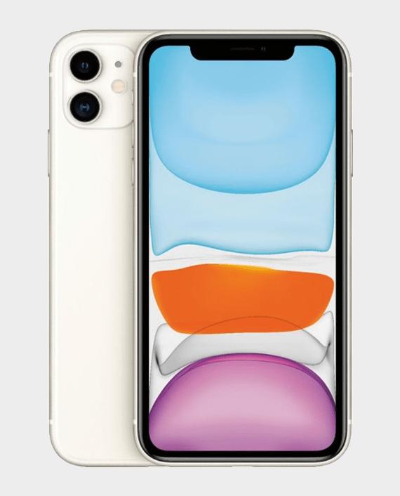 Apple iPhone 11 256GB White in Qatar