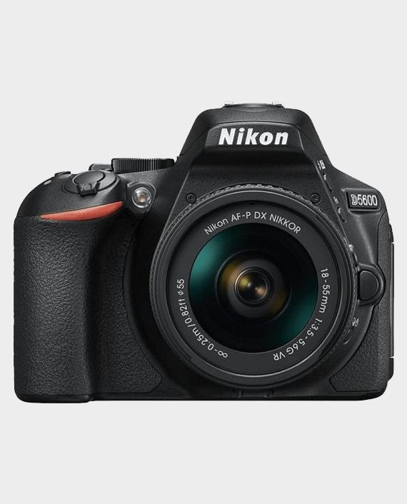 Nikon D5600 + AF-P DX 18-55mm in Qatar