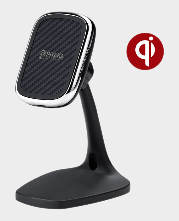 Pitaka MagEZ Mount Qi Desktop Wireless Charger in Qatar