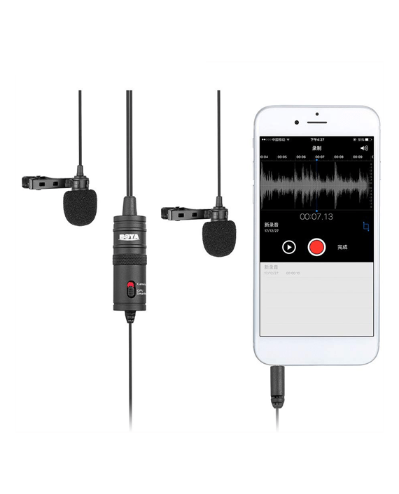 Microphone for Mobile and Camera