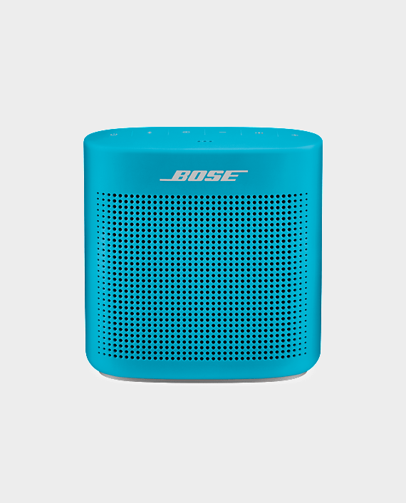 Bose SoundLink Color Bluetooth Speaker II - Aquatic Blue in Qatar