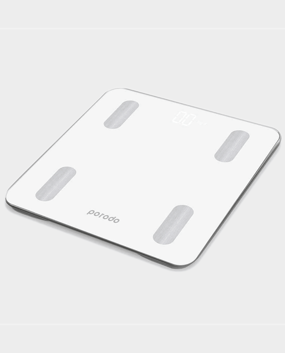 Porodo Lifestyle Full-Body Smart Scale Qatar Price