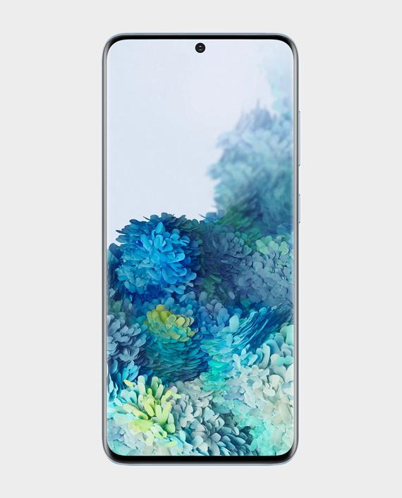 Samsung Galaxy S20 128GB Cloud Blue in Qatar