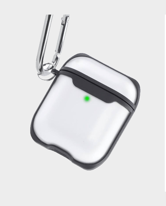 Eggshell Transparent Case for AirPods in Qatar